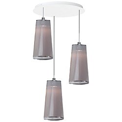 Solis 3-Light Multi-Light Pendant Light