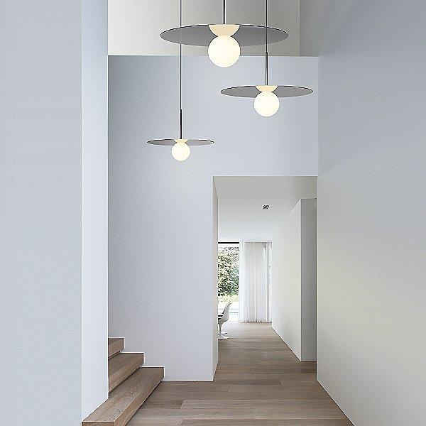 Bola Disc LED Pendant Light