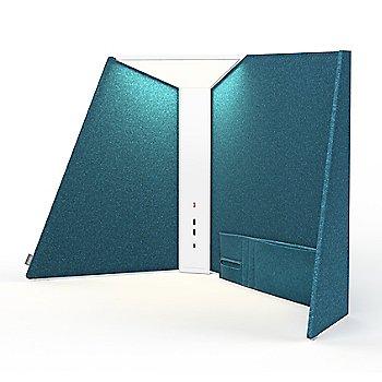 Turquoise finish