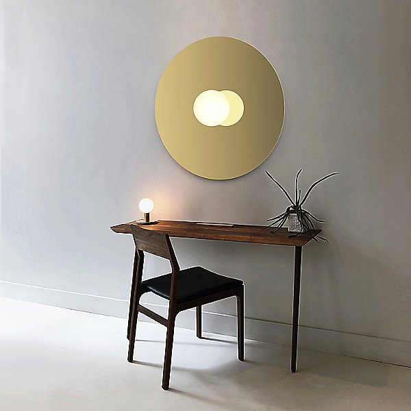 Bola Disc Wall / Ceiling Light