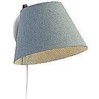 Lana LED Wall Lamp (Arctic Blue/Small) - OPEN BOX RETURN