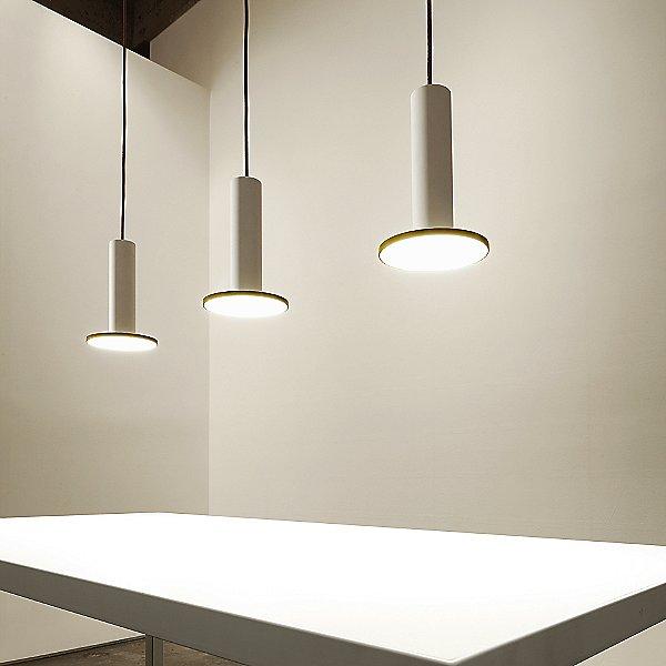 Cielo LED Multi-Light Pendant Light