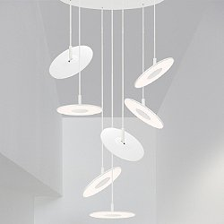 Circa Multi-Light Pendant Light