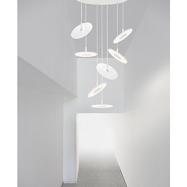 Circa Multi-Light Pendant Light