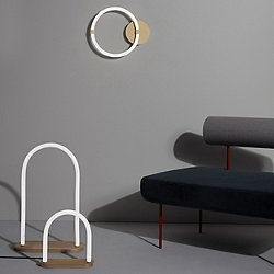 Unseen O LED Wall Sconce