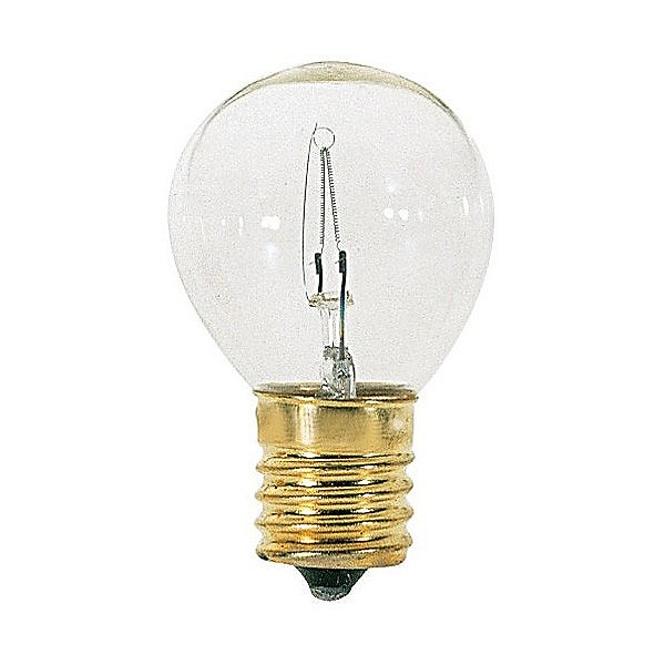 40W 120V S11 E17 High Intensity Clear Bulb 4-Pack