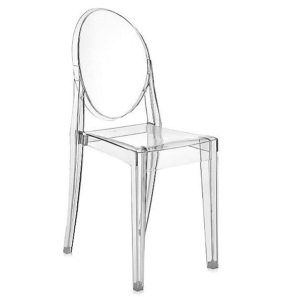 Victoria Ghost Chair Set of 2
