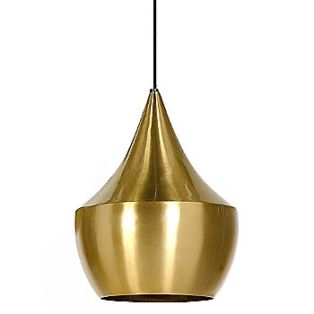 Brushed Brass finish