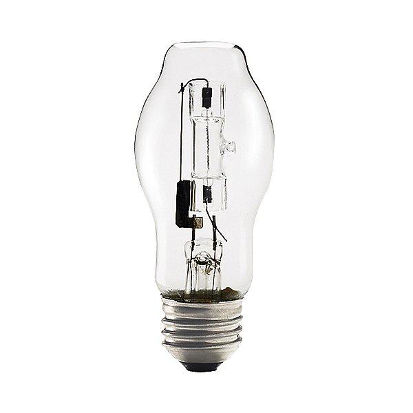 53W 120V BT15 E26 EcoHalogen Clear Bulb 2-Pack