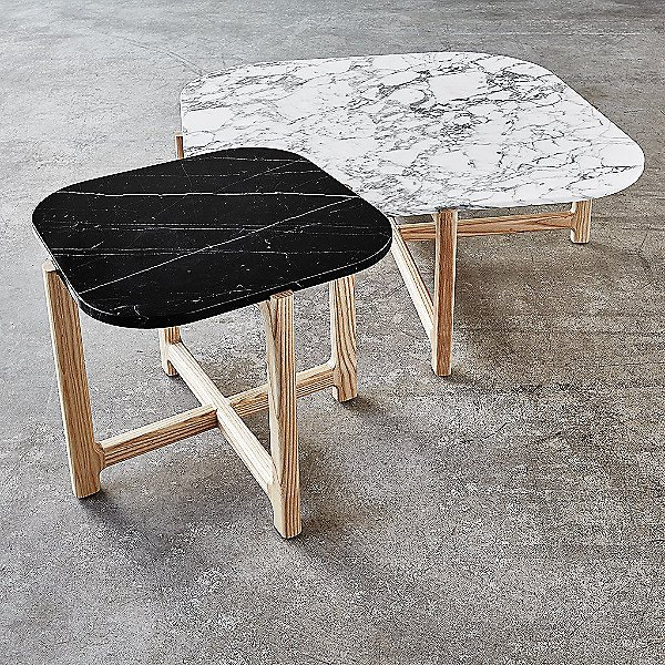 Quarry Marble Coffee Table
