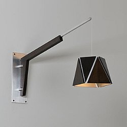 Motus Swing Arm Calx 10 Wall Sconce