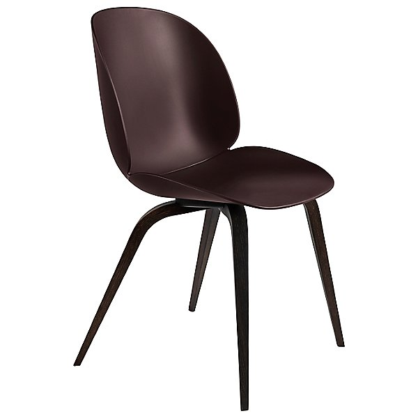 Beetle Dining Chair Wood Base