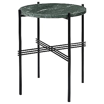 Shown in Green Marble Top finish / Black Base finish