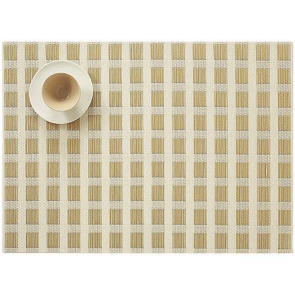 Stitch Gold Set of 4 Placemats GWP