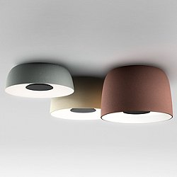 Djembe 2C LED Flush Mount Ceiling Light