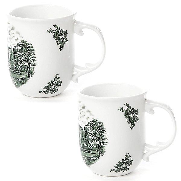 Fedora Mug Set of 2