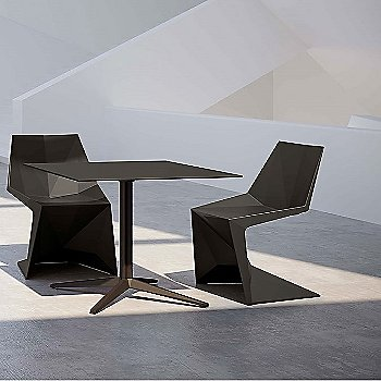 Voxel Side Chair Set of 4, in use