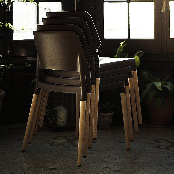 Belloch Stacking Chair Set of 4