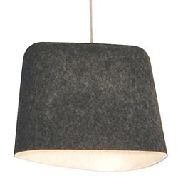 Felt Pendant Light
