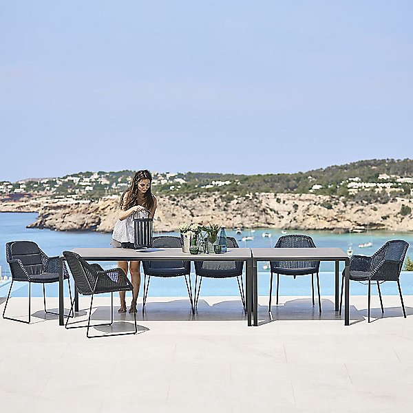 Pure Outdoor Dining Table