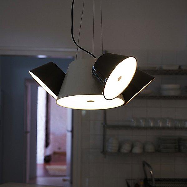 Tam Tam 3 Pendant Light