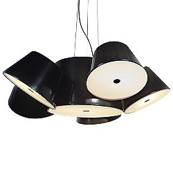 Tam Tam 5 Pendant Light
