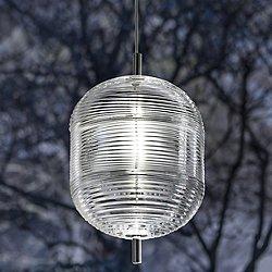 Jefferson LED Small Pendant Light