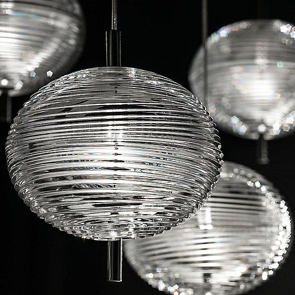 Jefferson LED 36-Light Multi-Light Pendant Light