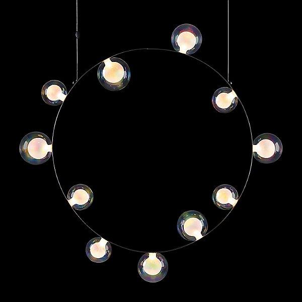 Hubble Bubble 11 LED Chandelier