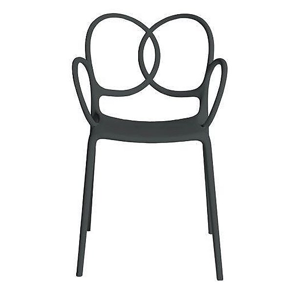 Sissi Stackable Armchair, Set of 4
