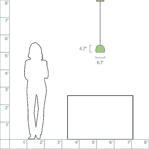 Void Mini LED Pendant Light