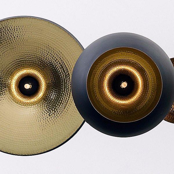 Beat Range LED Linear Suspension Light