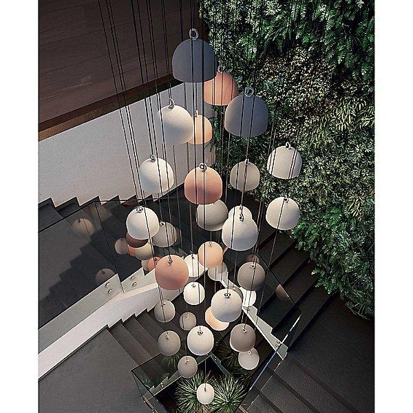 Urban Concrete Pendant Light