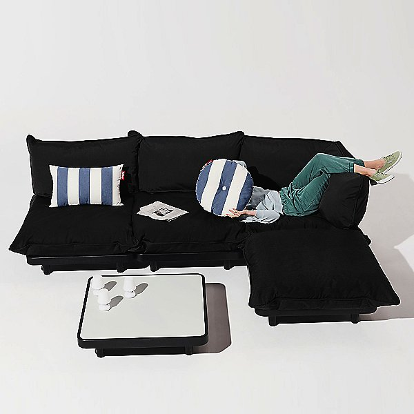 Paletti 4 Piece Modular Sectional Sofa