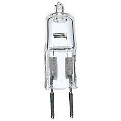 10W 12V T3 G4 Halogen Clear Bulb 2-Pack