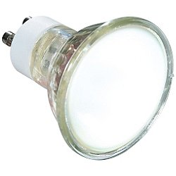 35W 120V MR16 GU10 Halogen Frosted Bulb 2-Pack