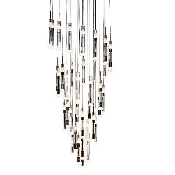 Beam LED Multi-Light Pendant Light