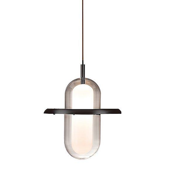 Lighthouse LED Glass Shade Pendant Light