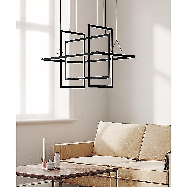 Geometry LED Chandelier