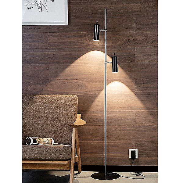 Focus LED Floor Lamp