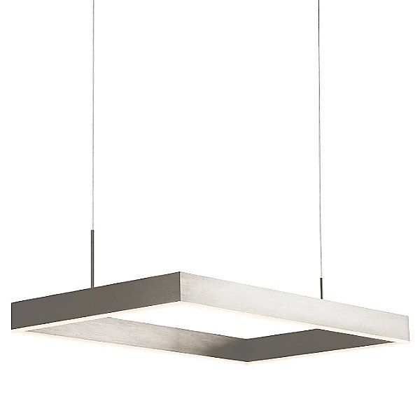 Prometheus LED Rectangular Pendant Light
