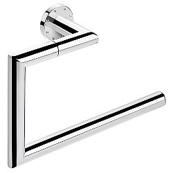 Kubic Cool Angular Towel Ring