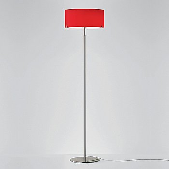 Shown in Red shade, Chrome finish