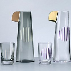 Parrot Glassware Collection