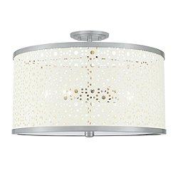Auden Semi-Flush Mount Ceiling Light