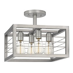 Agostina Semi-Flush Mount Ceiling Light