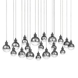 Severo LED Linear Suspension Light