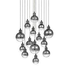 Severo LED Multi-Light Pendant Light