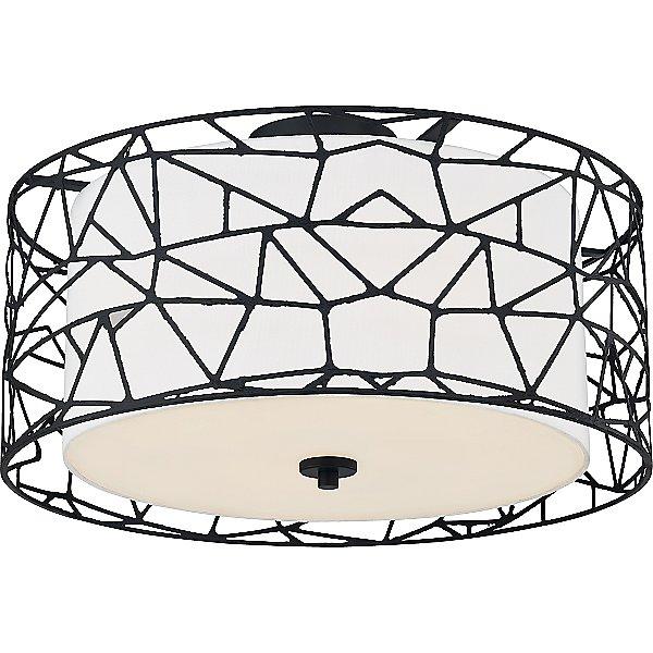 Yessi Semi-Flush Mount Ceiling Light
