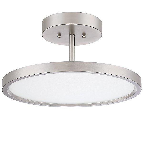 Huxe Carmina Led Semi Flush Mount Ceiling Light Ylighting Com